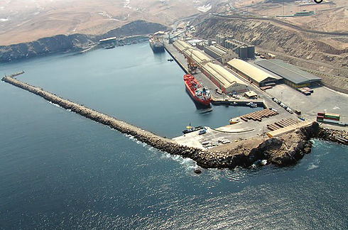 puerto matarani